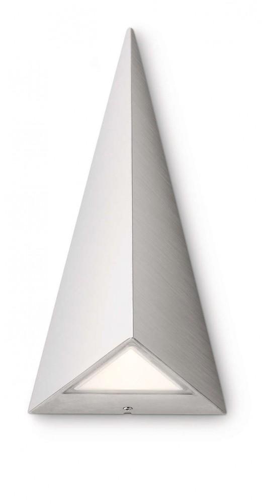 PHILIPS  Hills wall lantern inox 2x1W SELV17247/47/16