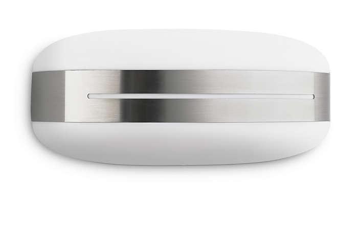 Philips 172834716 Seasonal kültéri fali lámpa (rozsdamentes acél) 1x20W 230V