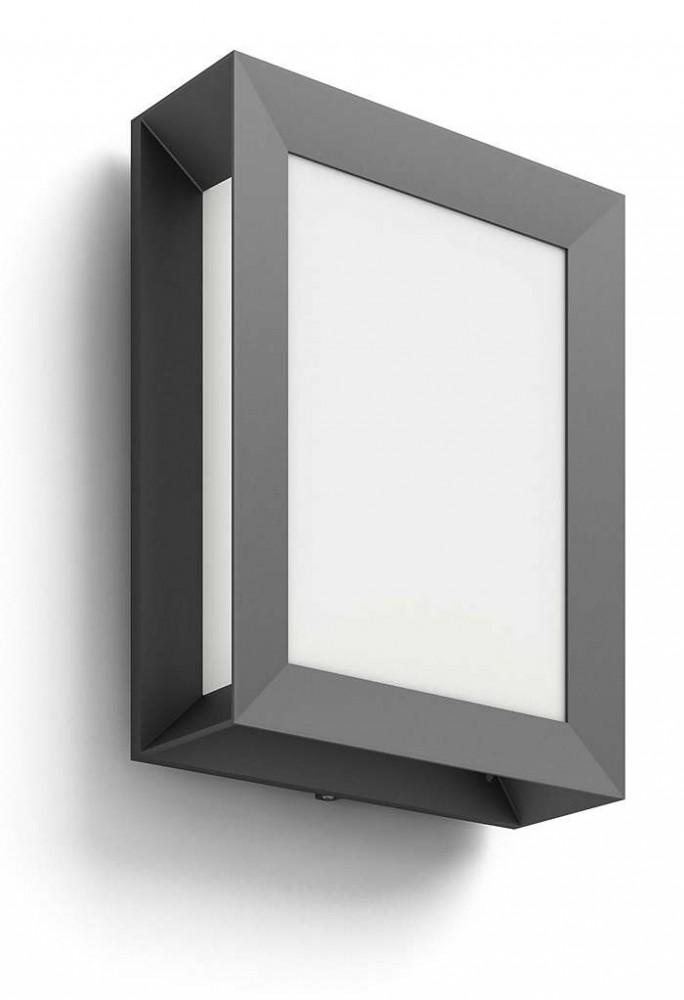 PHILIPS  Karp wall lantern anthracite 1x6W 230V17293/93/16