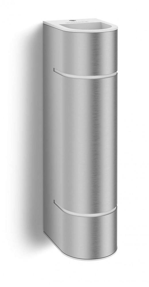 Philips 173124716 Sunset kültéri fali lámpa (rozsdamentes acél) 2x1W