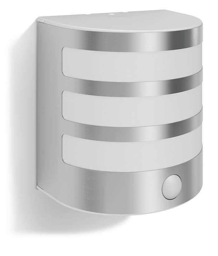 Philips 173154716 Calgary kültéri fali lámpa (rozsdamentes acél) 1x3W 230V mozgásérzékelős