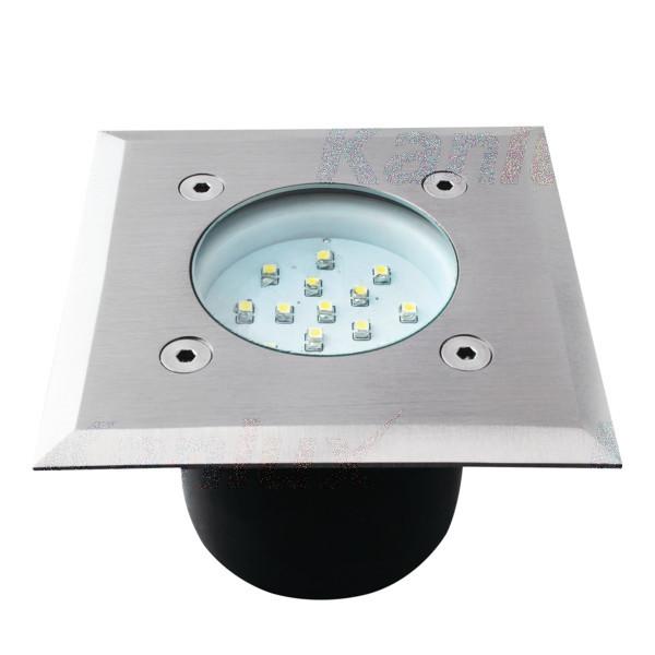 Kanlux GORDO LED14 SMD-L talajba süllyesztett lámpa 0,7W hideg fehér