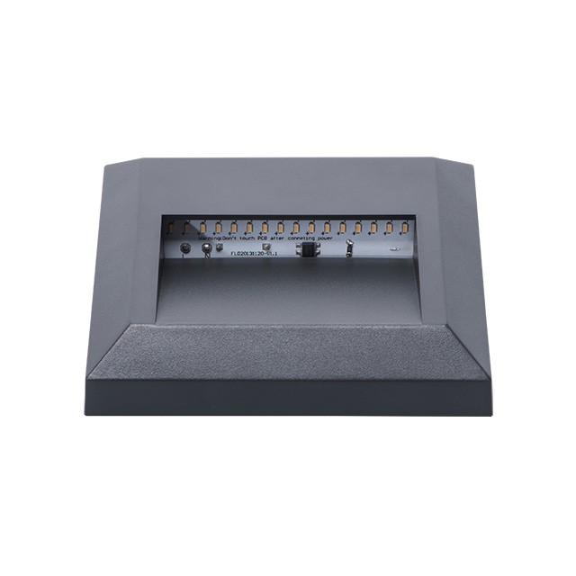 KANLUX CROTO LED Szögletes LED lámpa