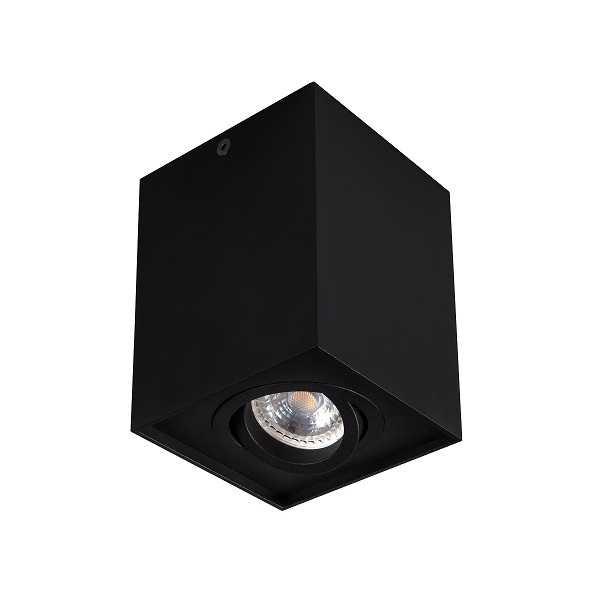 Kanlux GORD DLP 50-B lámpa GU10 fekete