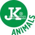 JK Animals Coco Mix kókusz aljzat préselt 650g (17300)