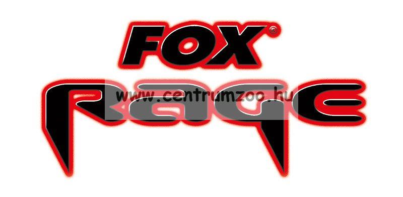 Fox Rage Prism Micro Fused Braid Orange 120m 0,10mm 7,52kg új fonott zsinór (NBL057)