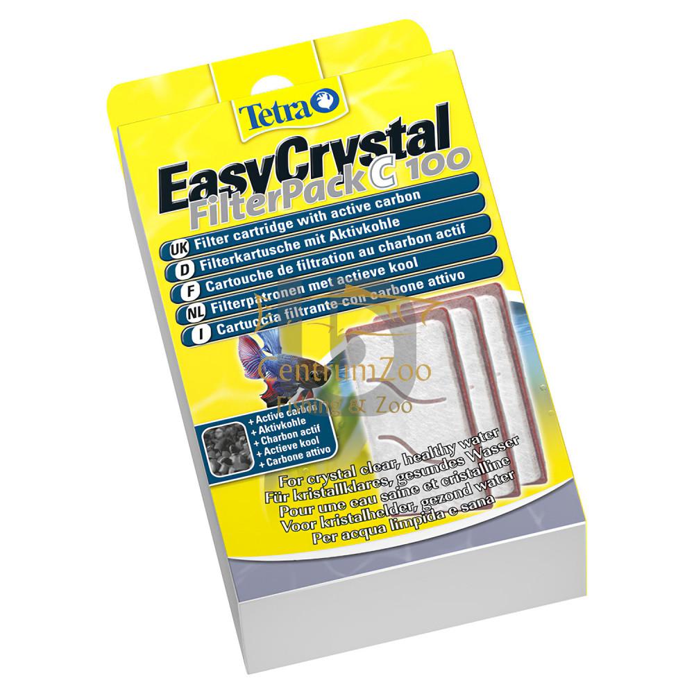 Tetra EasyCrystal® C100 Filter Pack szűrőbetét