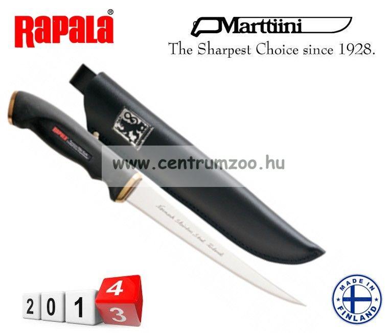 Marttiini Presentation Filleting filéző kés 10cm pengehossz (610019) BP404