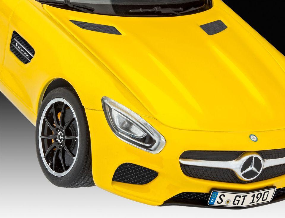 Revell Mercedes AMG GT autó makett 7028
