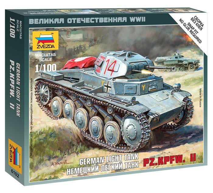 German_Heavy_Tank_Tiger_I_tank_makett_Zvezda_6256