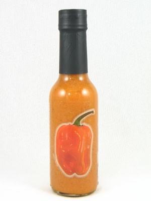 Cajohns Select Orange Habanero Puree