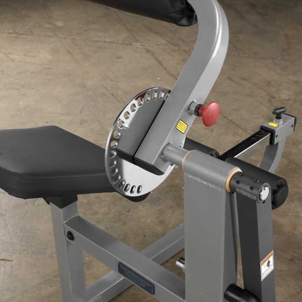 Body-Solid Has/Mélyhátgép (GCAB360)