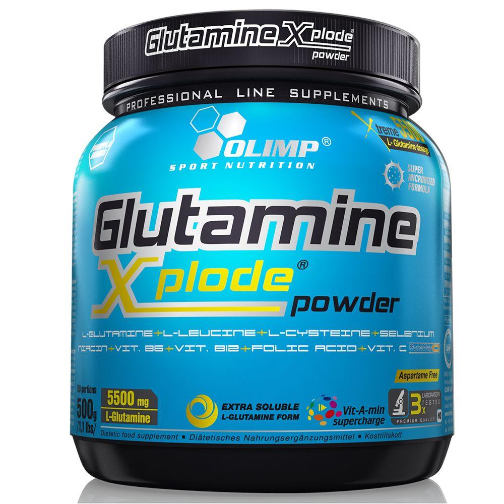 Olimp Glutamin Xplode Powder 500 g