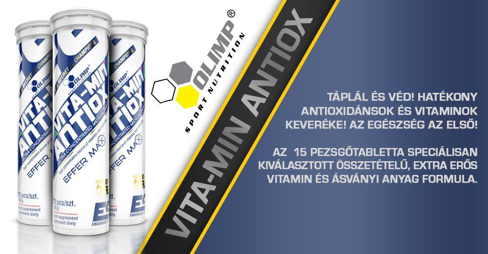OLIMP Vita-MIN AntiOX EFFER MAX - 15 tabletta