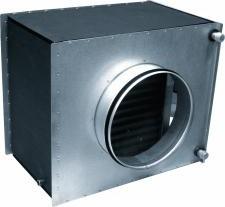 CWK 160 Hidegvizes hűtőkalorifer