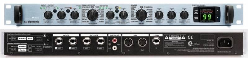 TC ELECTRONIC M350 EFFECT