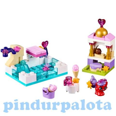 41069 LEGO Disney Treasure egy napja a medencében