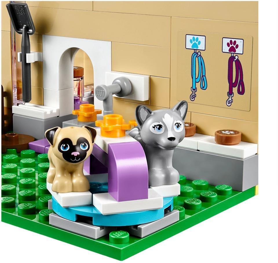 41124 LEGO Friends Heartlake kiskutya gondozó