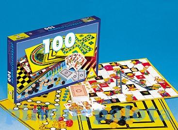 Piatnik Játékgyűjtemény 100-as kék