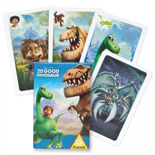Good Dinosaurus kvartett gyermek kártyajáték - Piatnik