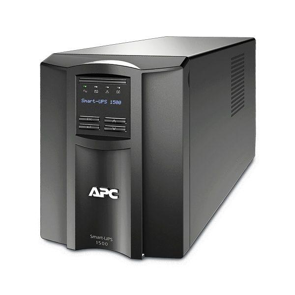 APC Smart-UPS 1500VA LCD 230V szünetmentes tápegység (SMT1500I)
