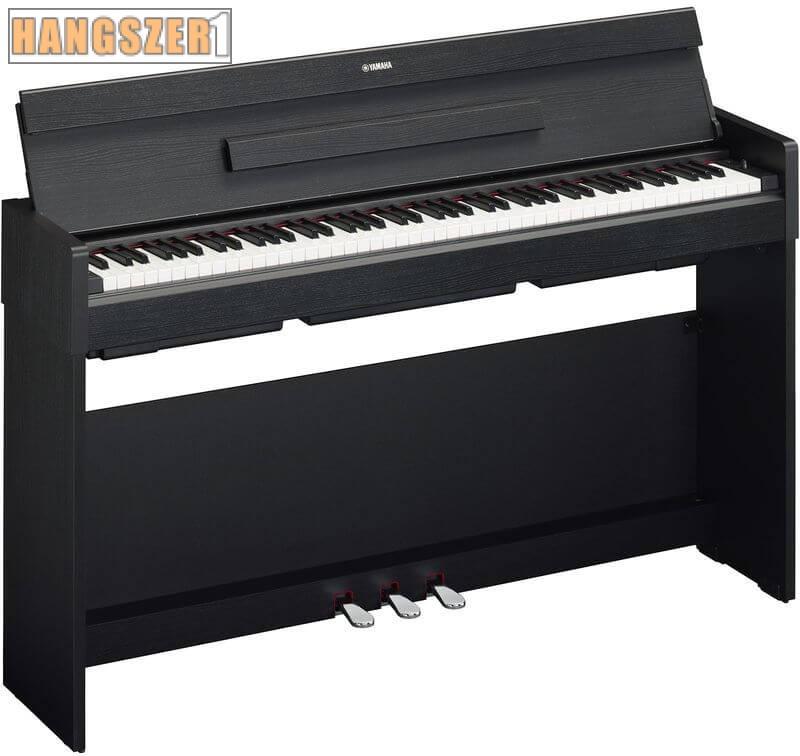 Yamaha YDP S52 B digitális zongora ajándék felhallgatóval