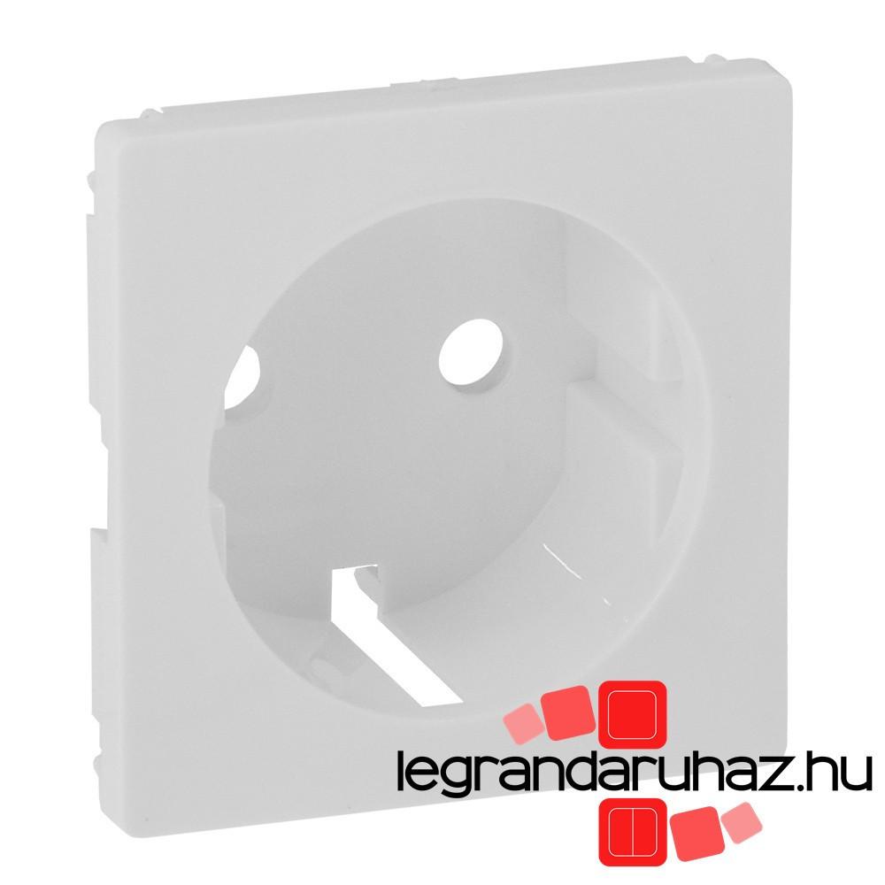 Legrand Valena Life 2P+F csatlakozóaljzat felújításokhoz burkolat fehér 755250