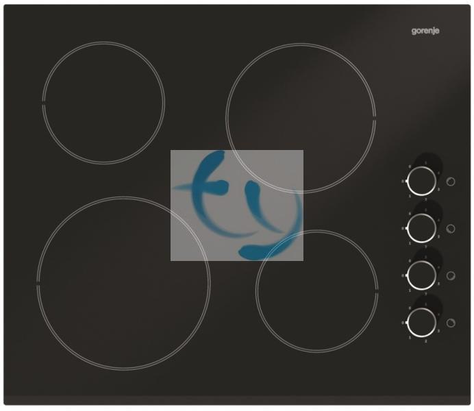 Gorenje EC610SC elektromos főzőlap