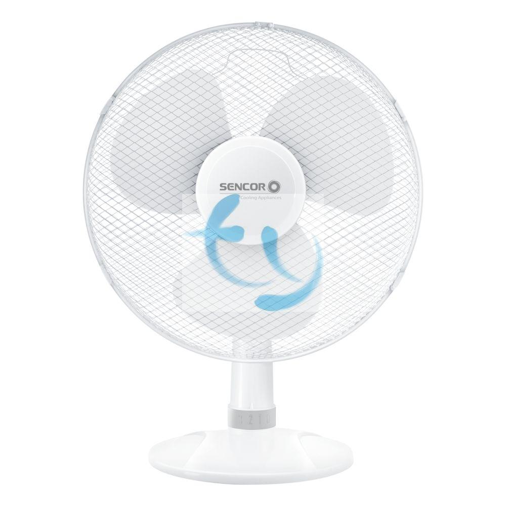 SFE 4030WH Asztali ventilátor, 40 cm, 1 ÉV GARANCIA