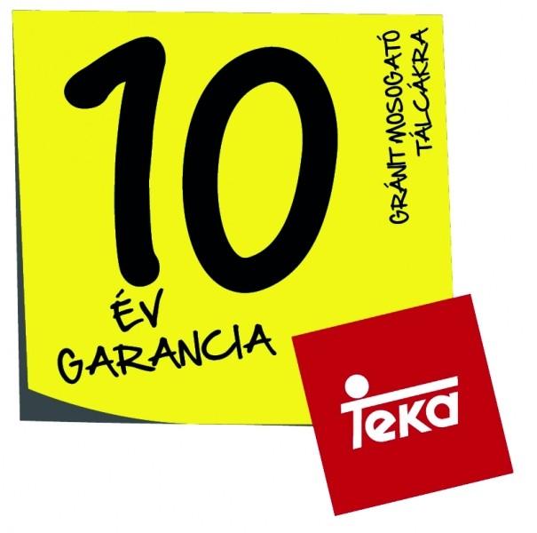 Teka Lugo 45 B TG gránit mosogatótálca / mosogató, homokbézs szín, 1 medencés / egymedencés, csepptálcás, 860 x 500 mm, megfordítható, ráépíthető kivitel, 88819
