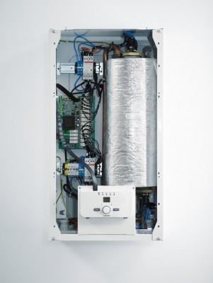 VAILLANT eloBLOCK VE 9 , elektromos fali fűtőkészülék, elektromos kazán, falikazán, 9 kW-os, 0010018781