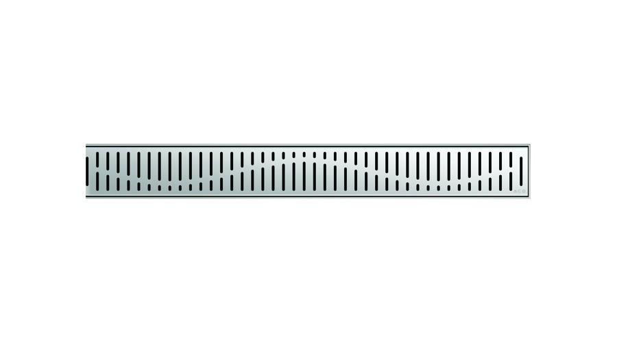 ACO COMFORT 785 mm-es HULLÁM / hullámos minta, zuhanyfolyóka rács / zuhany padló rács, zuhany lefolyó, 70 mm, 408558