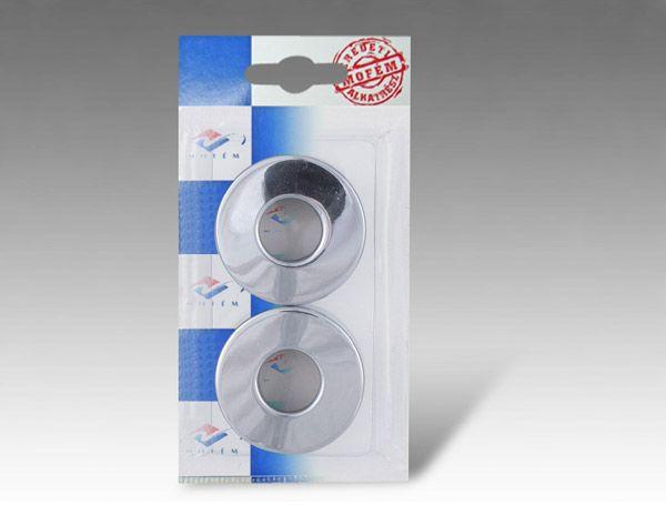 Mofém takarótányér / takarórózsa hengeres, fali csaptelephez, 2 db / csomag, 273-0113-06 / 273011306