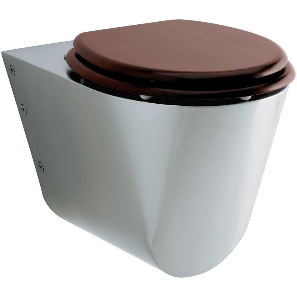 TEKA WC006 kúp alakú rozsdamentes fali wc 70.006.02.00 / 700060200