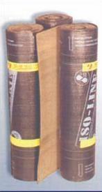 ISO-LINE FIX 3,5 oxidált bitumenes hegeszthető üvegfátyolbetétes szigetelő lemez