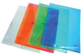 Irattartó tasak A/5 patentos, vegyes színekben 96087