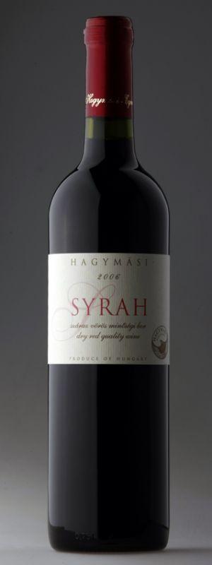 Hagymási - Egri Syrah 2006