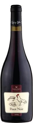 Tarjányi - Pinot Noir 2009.
