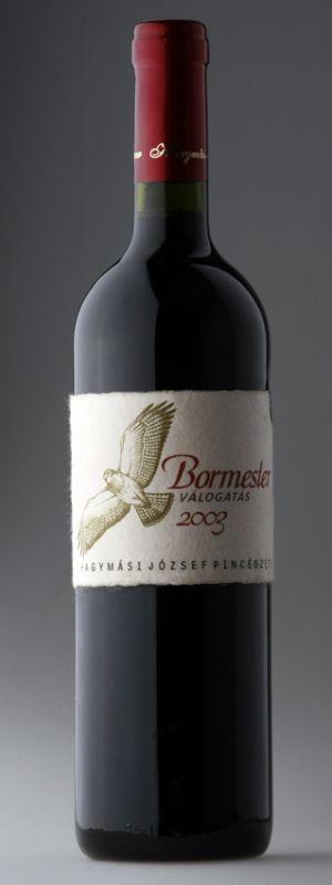 Hagymási - Bormester válogatás 2003