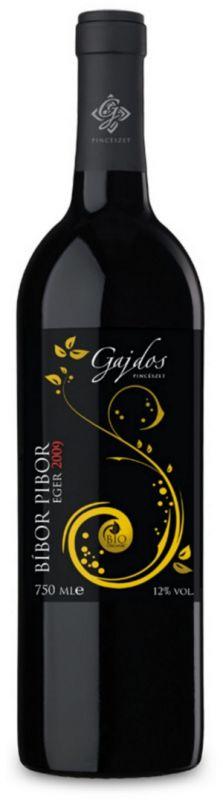 Gajdos - Egri Bíbor PIbor Cuvée 2009.