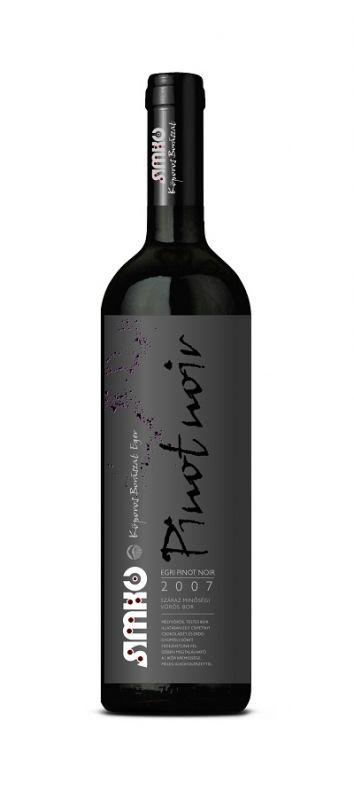 Kőporos - Egri Pinot Noir 2007.