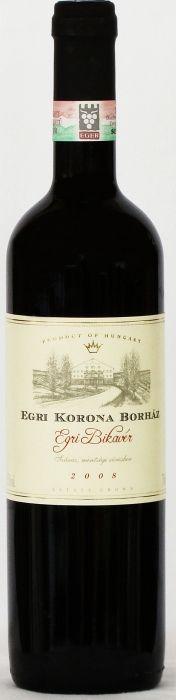 Korona - Egri Bikavér 2009.