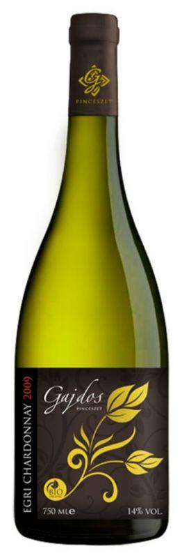 Gajdos - Egri Chardonnay  2009.