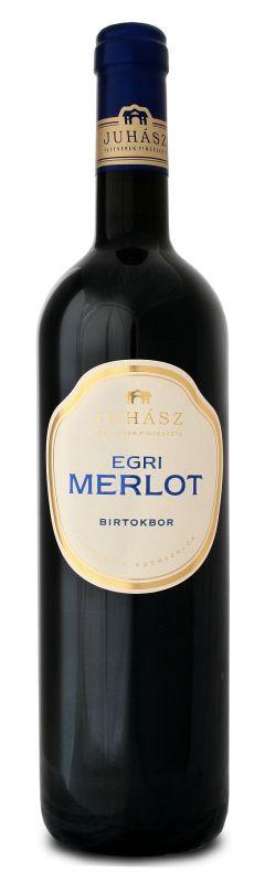 Juhász Testvérek - Egri Merlot 2009.