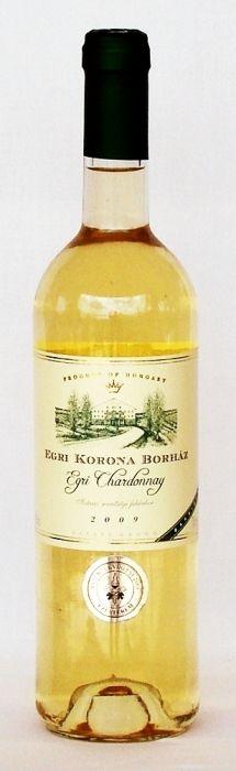 Korona - Egri Chardonnay 2010.