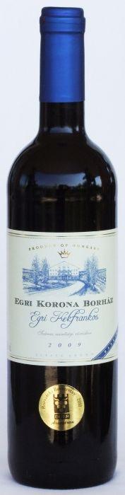 Korona - Egri Kékfrankos Barrique 2009.