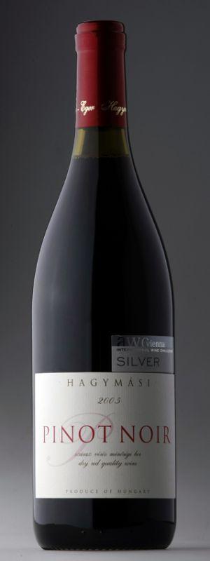 Hagymási - Egri Pinot Noir 2008