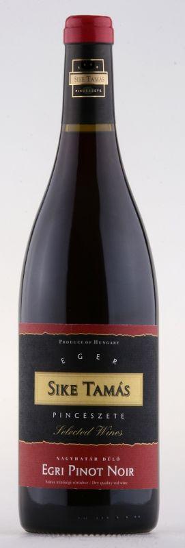 Sike - Egri Pinot Noir 2009.