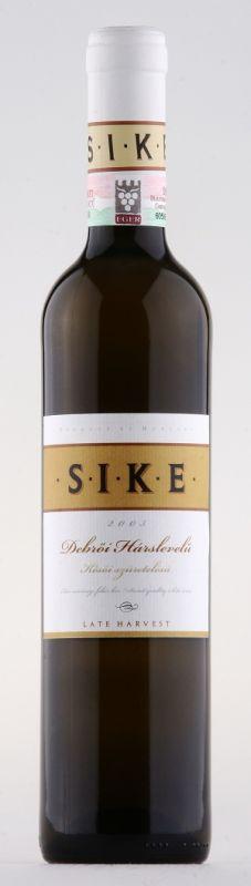 Sike - Debrői Hárslevelű késői szüret, tölgyfahordós 2006.