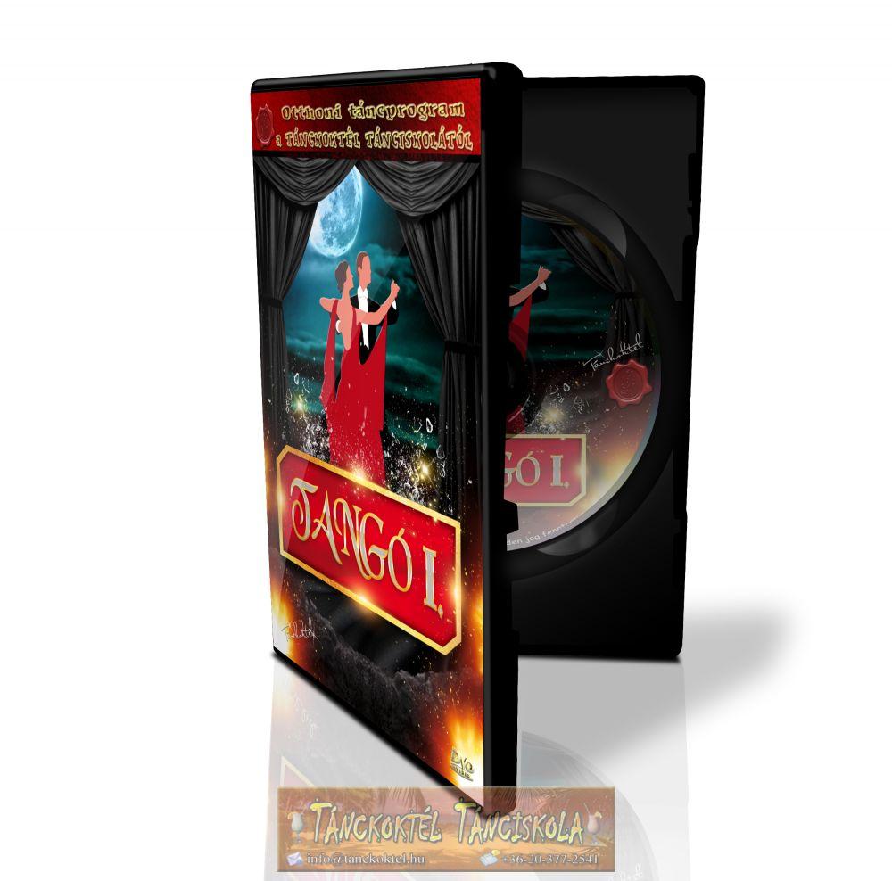 Tangó I. - TÁNCOKTATÓ DVD